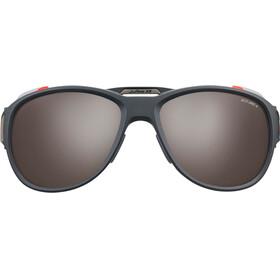 Julbo Expl**** 2.0 Alti Arc 4 Sunglasses Anthracite/Orange-Brown Flash Silver